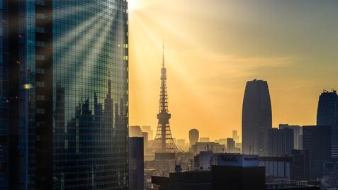 Tokyo Trip | Tokyo tower