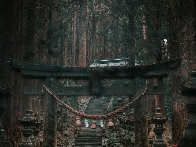 Kamishikimi Kumanoisamu Shrine