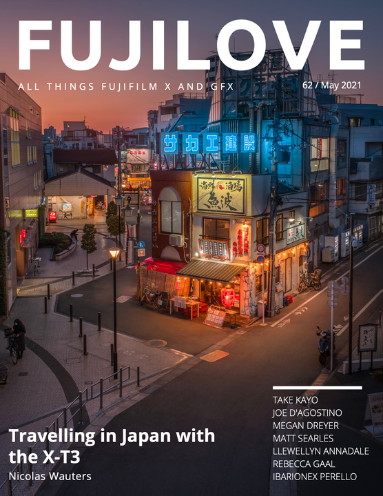 2021 Fuji Love magazine