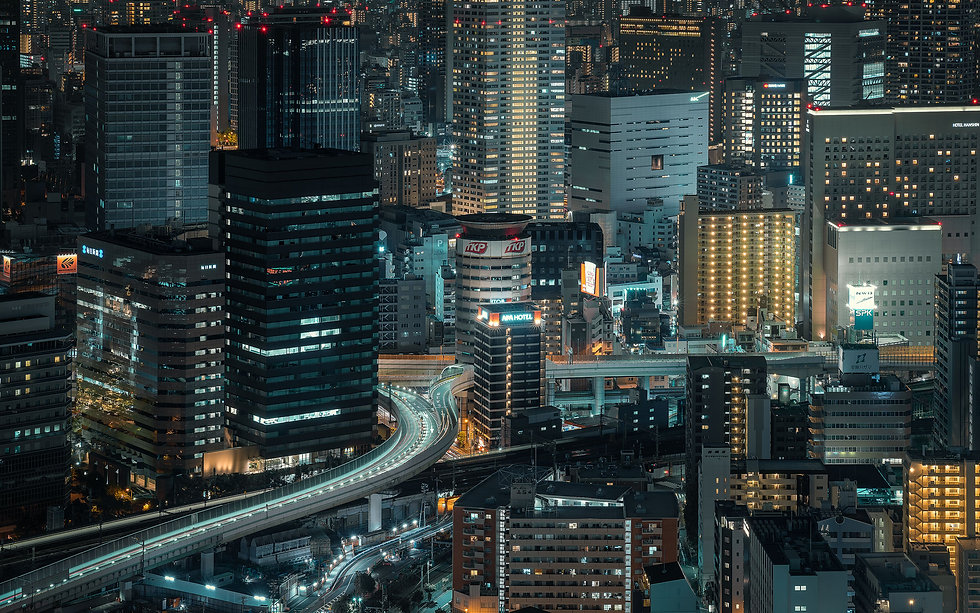 Nicolas Wauters Photography Japan landscapes and cityscapes