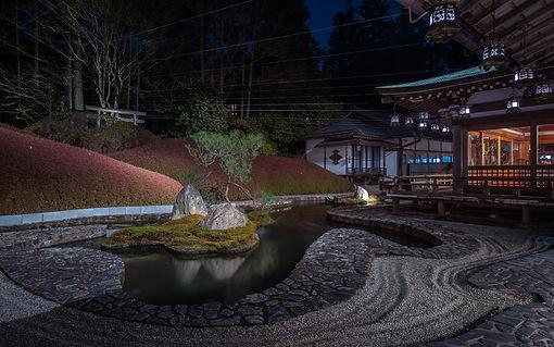 Voyages et stages photos Japon en automne hébergements traditionnels