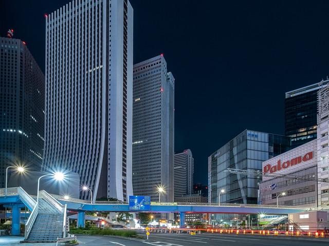 Quartier d'affaire de Shinjuku