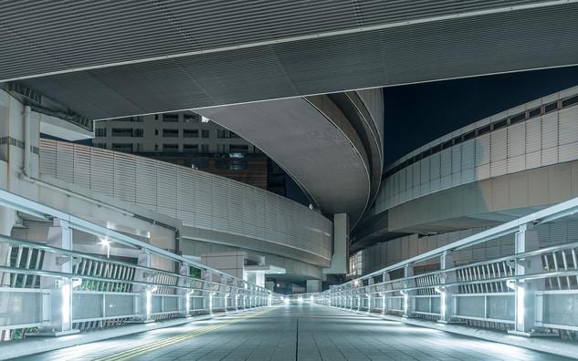 Tokyo & autoroutes