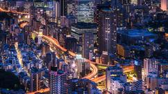Tokyo Trip | Tokyo ter nacht