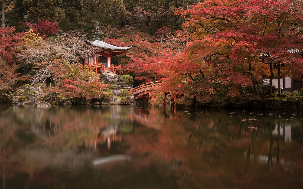 Daigo-Ji temple Kyoto