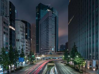 Une vue différente de Ginza