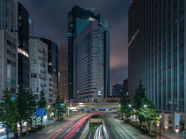 Another view of Ginza