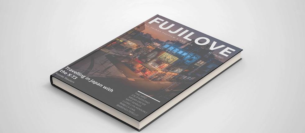 Fujilove Magazine May issue