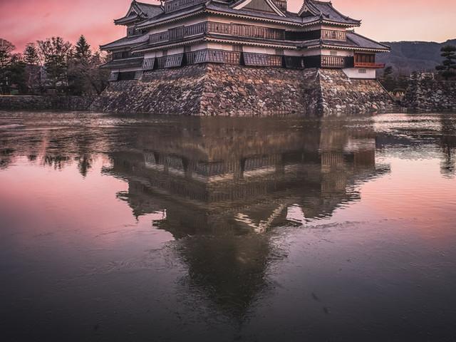 Le château de Matsumoto (geler)