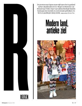 2016 Reizen magazine
