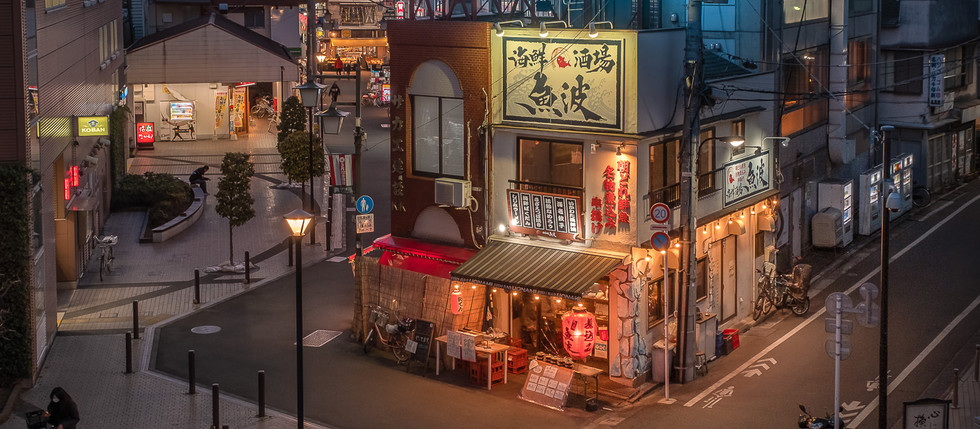 "Tokyo Izakaya Instagram ""famous"" spot"