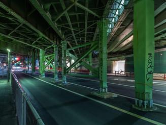 Tokyo tunnel