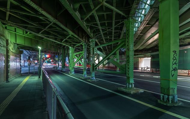 Tokyo tunel