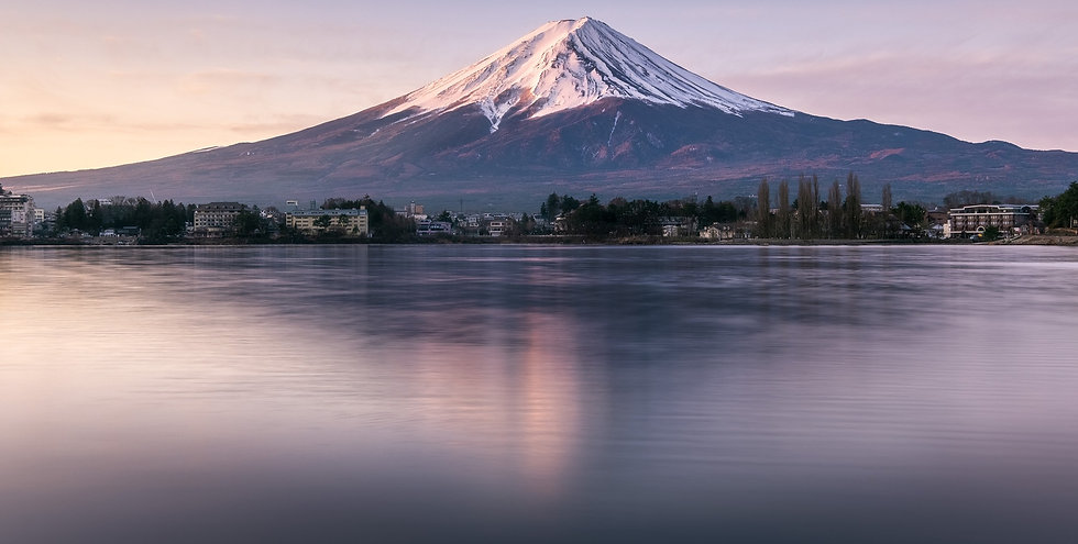 Mount Fuji San sunrise - Nicolas Wauters Japan Photographer