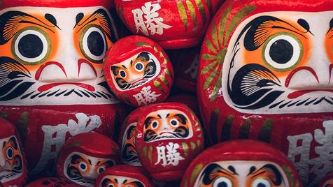 Tokyo Trip | Daruma Doll