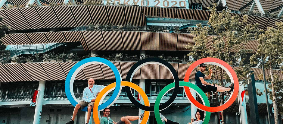 Tokyo Olympics 2020: Breathtaking experience and Photos to Immerse Yourself in!