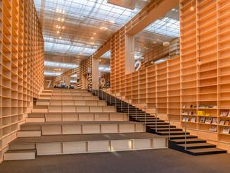 Bibliothèque de Tokyo