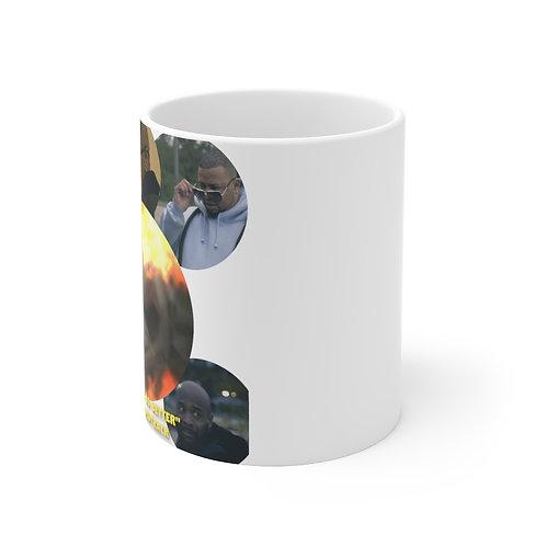 Knew Better Do Better Mug 11oz