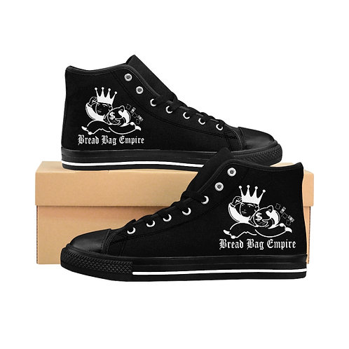 Bread Bag Empire 1st Edition Men's High-top Sneakers