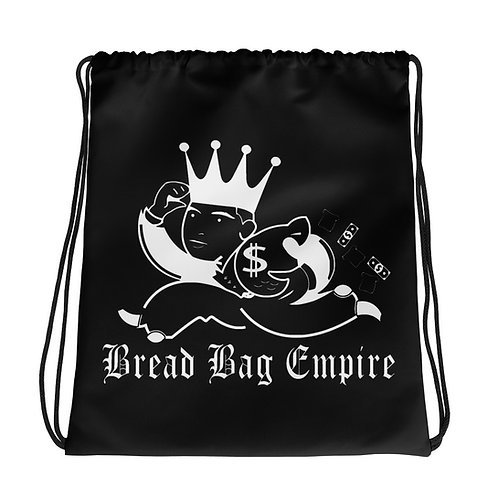 Bread Bag Empire 1st Edition Drawstring Bag
