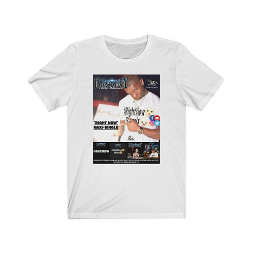 Right Now Maxi-Single Official Tee