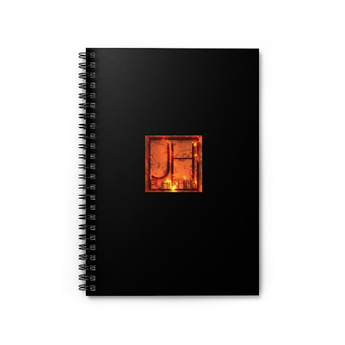 Jones House Publishing Spiral Notebook - Ruled Line