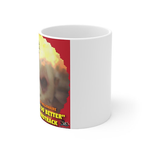 Knew Better Do Better Official Mug 11oz