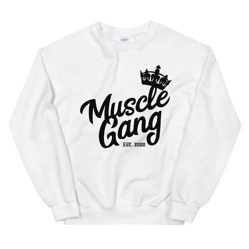 Muscle Gang Sweatshirt