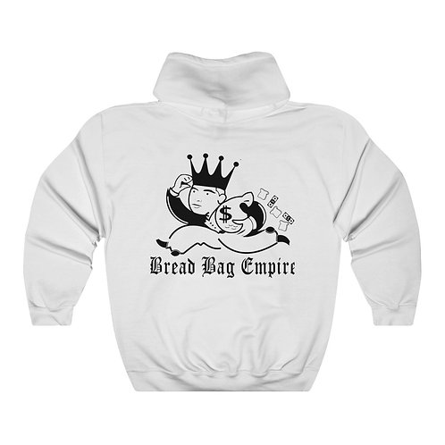Bread Bag Empire 1st Edition Heavy Blend™ Hooded Sweatshirt