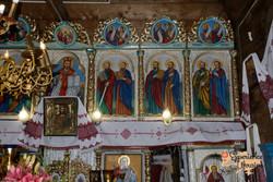Recent icons in village church-imp