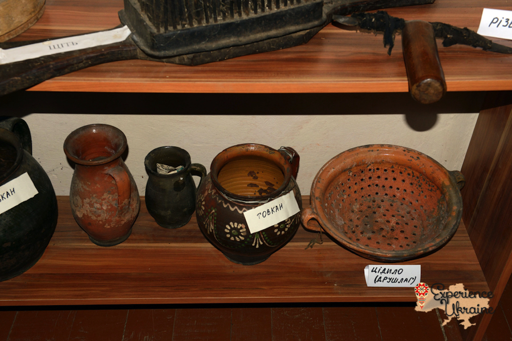 19th century locally made jugs etc-imp