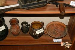 19th century locally made jugs etc-imp