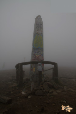 Top of Hoverla