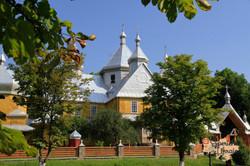 Church in Verhovyna