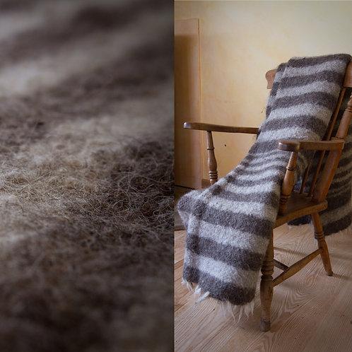 Lizhnyk-beautiful handspun and handwoven rug