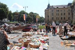 Book market in Lviv