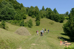 The group walk at Lypovets-imp
