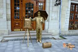 Golden camera man Lviv-imp