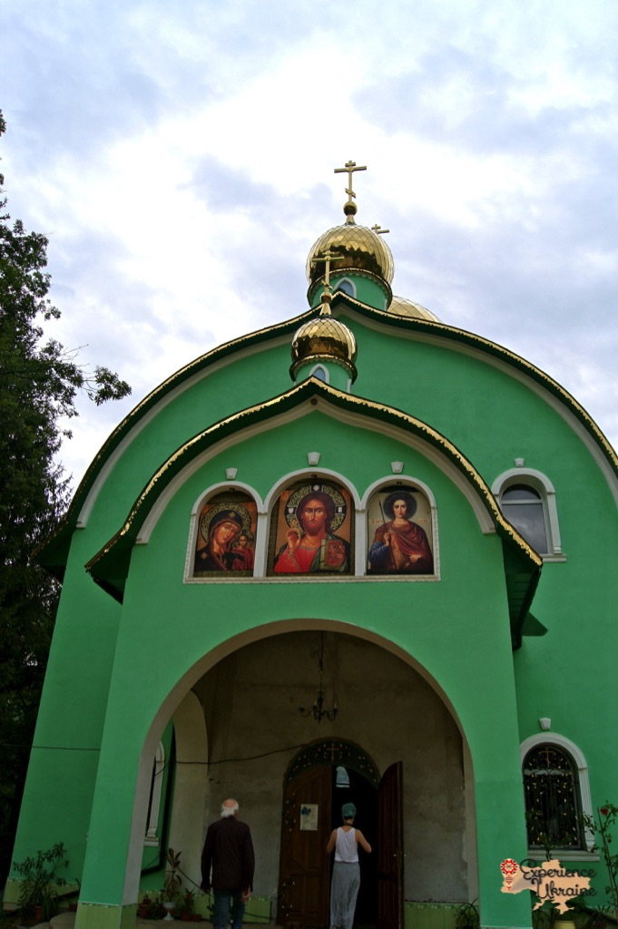 Church in Mala Uholka