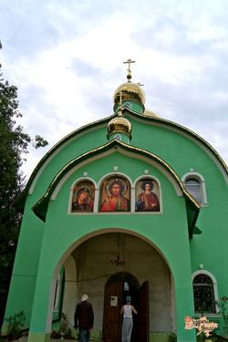 Church in Mala Uholka
