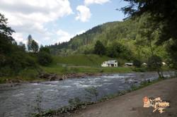 Cheremosh river