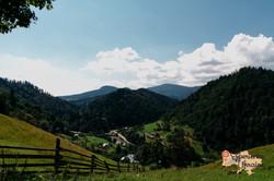 Valley in Dzembronya