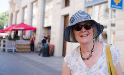 Sue in Lviv