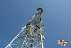Telecommunications maste in Lviv-imp