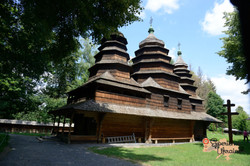 Ukrainian wooden church LR-imp