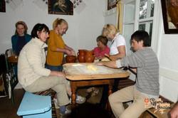 Group making Banosh-imp