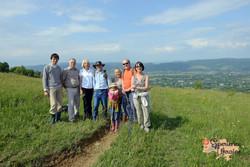 Group photo in Kosiv-imp