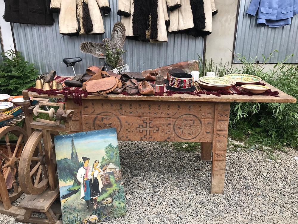 Market in Kosiv