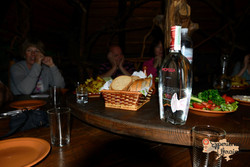 Meal with Vodka at Zhyvytsta-imp