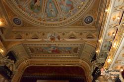 Ceiling of the Lviv Opera Hosue-imp